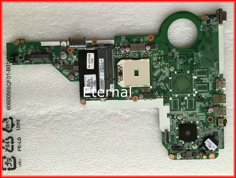 laptop motherboard 720691-001 720691-501 for HP Pavilion 15-E 17-E 15 17 laptop motherboard fully tested