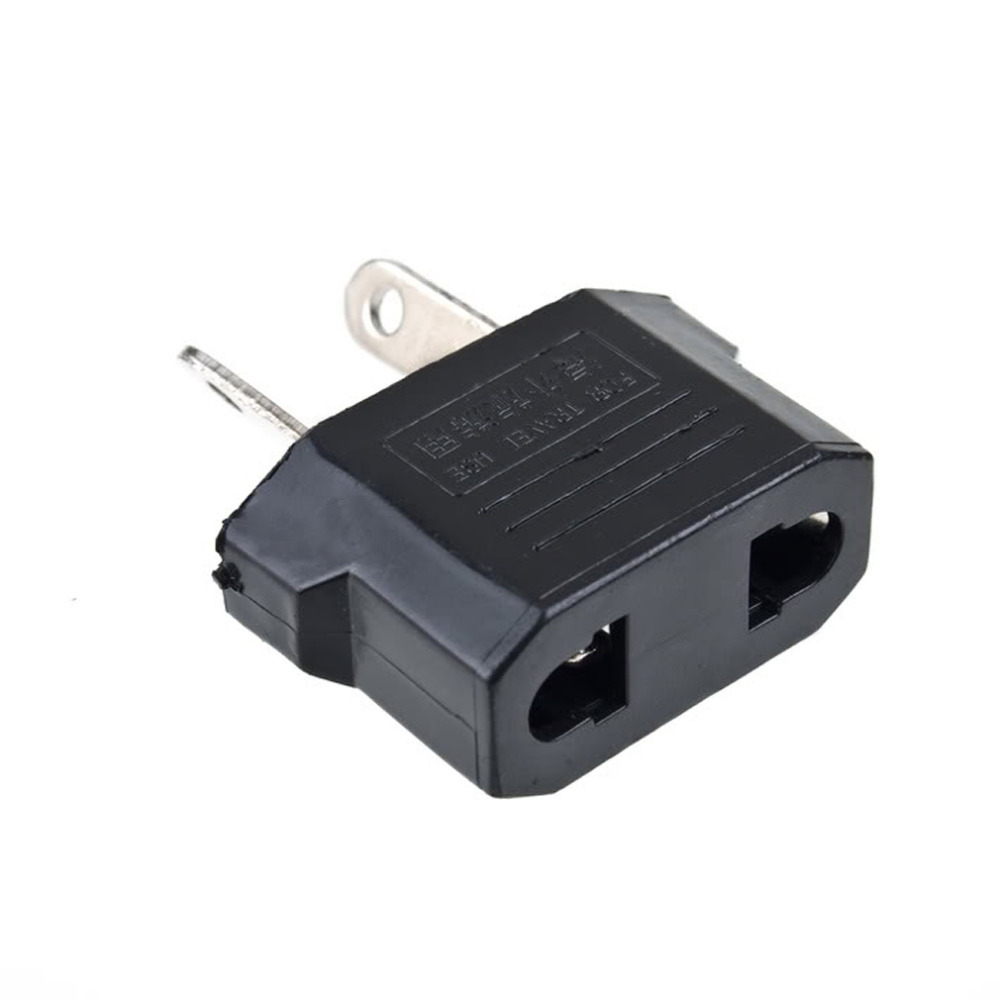 Portable Plug Adapter Universal Travel US or EU to AU Power Socket Adapter Travel Converter Adapter Outdoor Converter