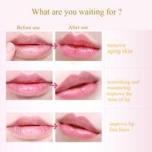 10pcs Women Lip Masks Gold Sexy Crystal Lip Membrane Collagen Moisture Essence Lips Plumper Mask for Lip Care Cosmetic Face Care