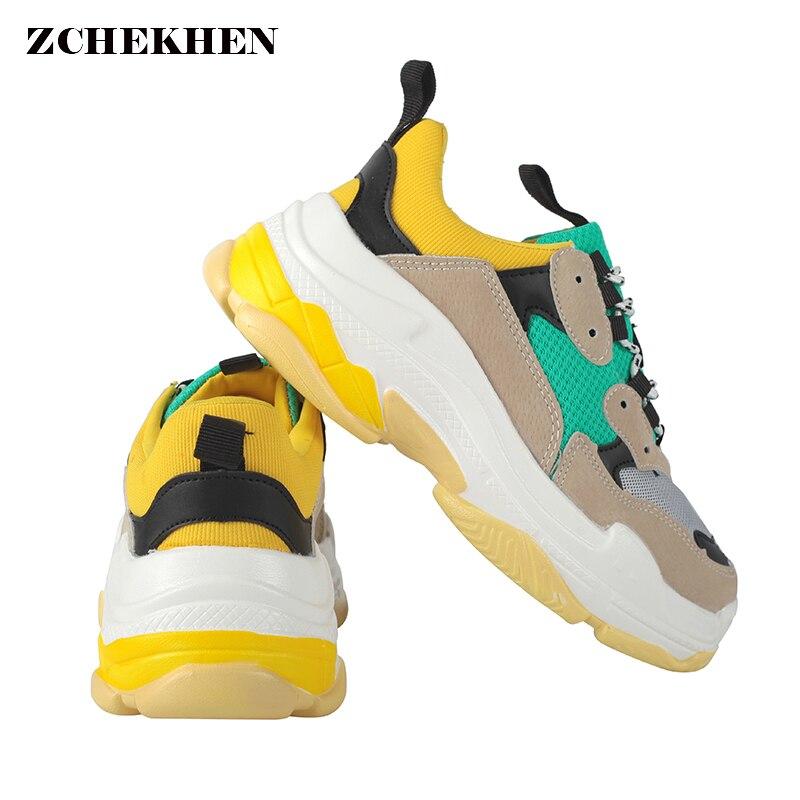 Women Ins 2018 fashion women casual shoes platform shoes women sneakers Ladies white Trainers chaussure femme vis a vis водолазка vis a vis vis 0223 sand