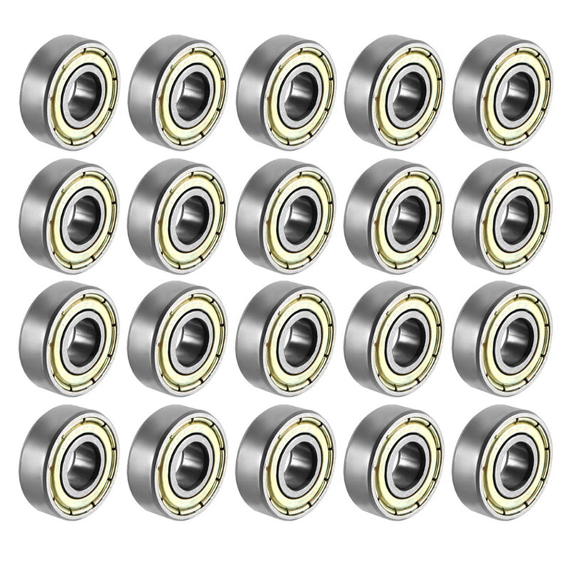 S696-2RS Bearing 6mm x 15mm x 5mm Stainless:Sealed