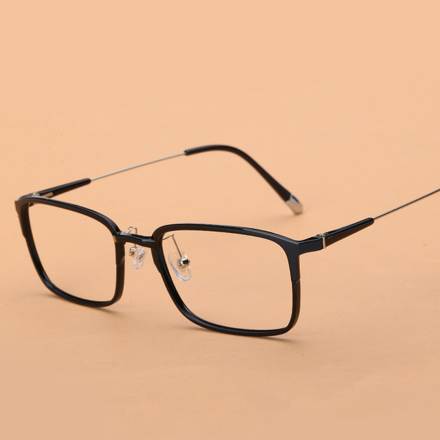 c9b1f26d3cb Vazrobe (8g) Slim Clear Glasses Frame Men Women TR90+Alloy Nerd Eyeglasses  Frames