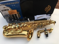 Best Selling French Henri Selmer Paris Saxophone Alto 802 And Flat Saxe Top Musical Instrument Electrophoresis