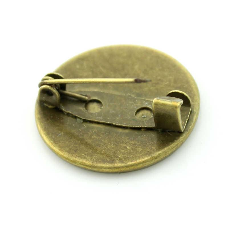 Tafree Video Controller Pemain Bros Tombol Kontrol Bermain Volume FWD RWD Hi Pin Fashion Kubah Kaca untuk Wanita Perhiasan H631