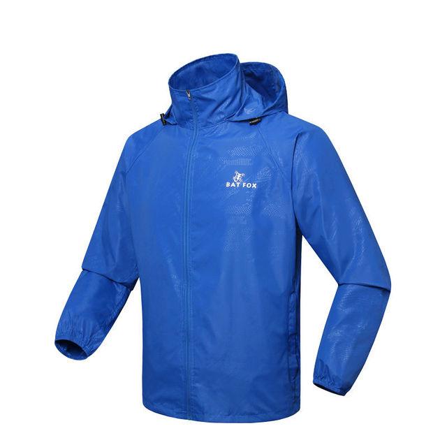 Hooded Waterproof Cycling Jersey Cycle Raincoat Long Sleeve Rain Jacket Ropa Ciclismo Windproof Bicycle Clothing MTB Bike Clothe