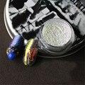 1 Caja de 2 ml Del Arte Del Clavo Multi-chrome Cambio de Color Camaleón Pigmento Glitter Polvo Del Polvo de Uñas de Manicura Decoraciones DIY