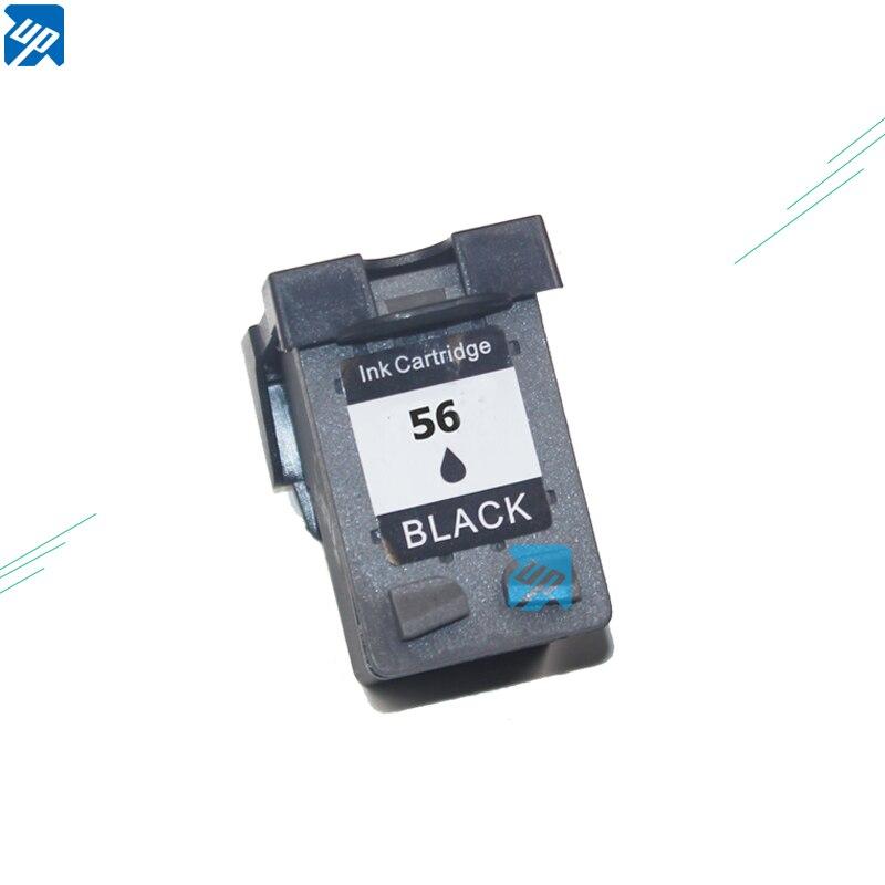 Фирменный 1 шт. чернильный картридж для hp 56 Черный чернильный картридж C6656A для HP Deskjet 450ci/5150/5150c/OfficeJet 4110
