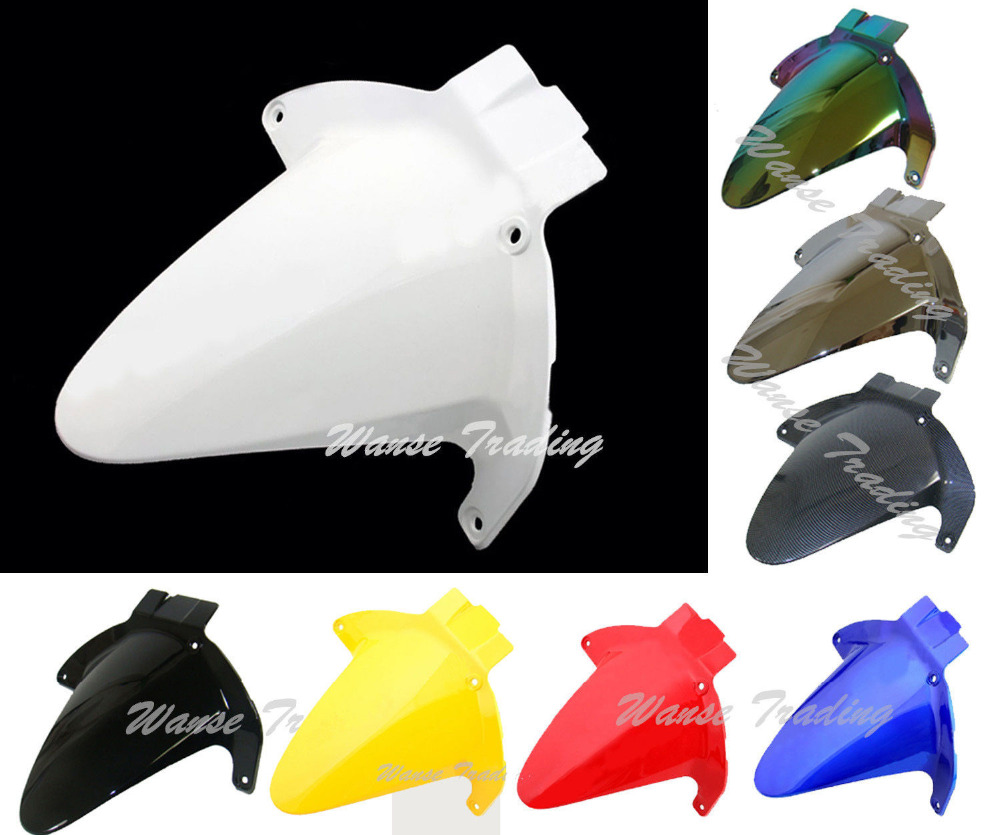 цена на waase Rear Wheel Hugger Fender Mudguard Mud Splash Guard For Honda CBR600RR CBR 600 RR 2007 2008 2009 2010 2011 2012 2013 2014