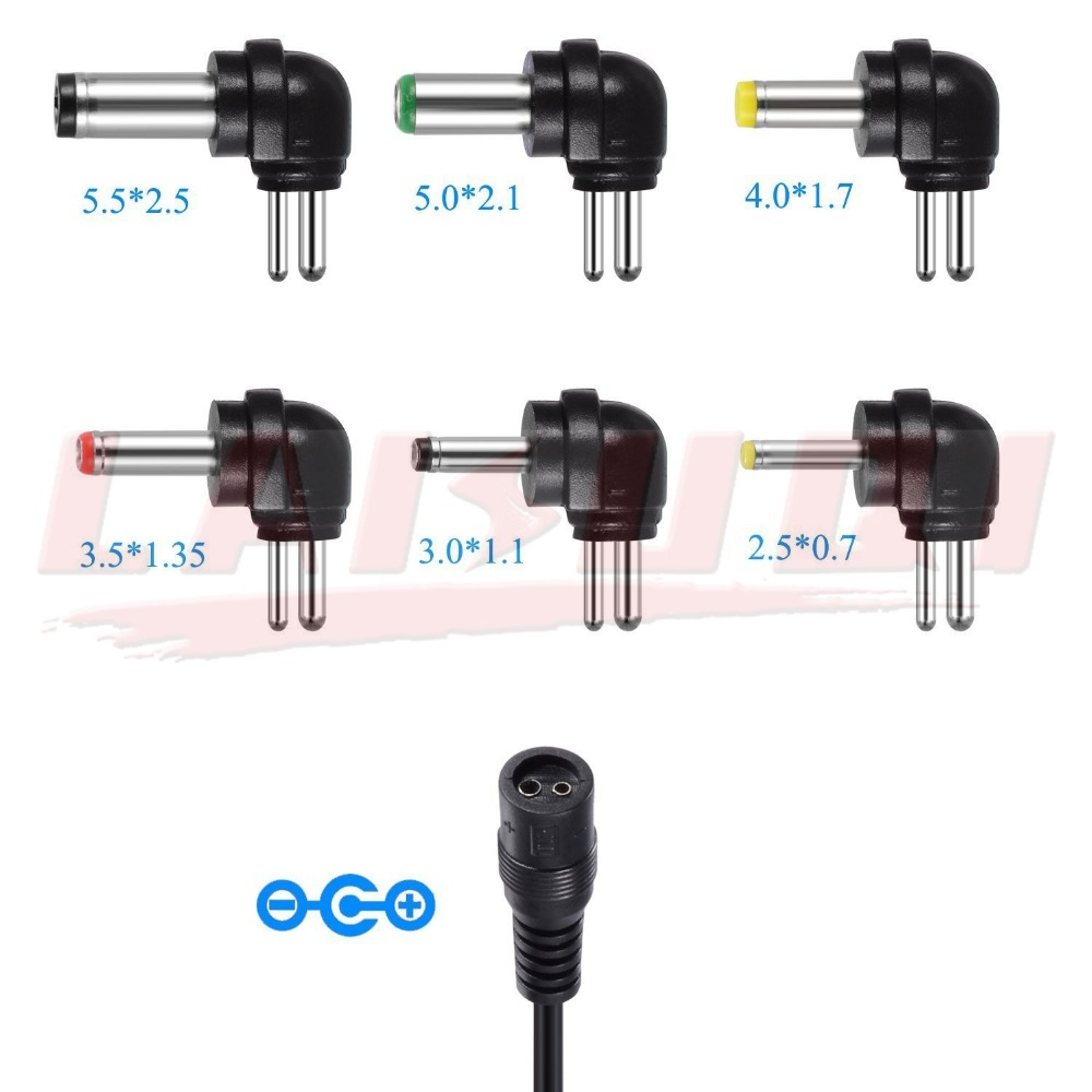 Адаптер 3 в 4,5 в 5 в 6 в 7,5 в 9 в 12 В 2A 2.5A AC DC Регулируемый адаптер питания Универсальное зарядное устройство для светодиодной лампы 30 Вт