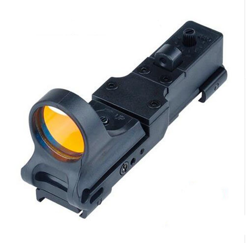 New Tactical Red Dot Scope Element SeeMore Railway Reflex Adjustable Red Dot Sight hunting EX182