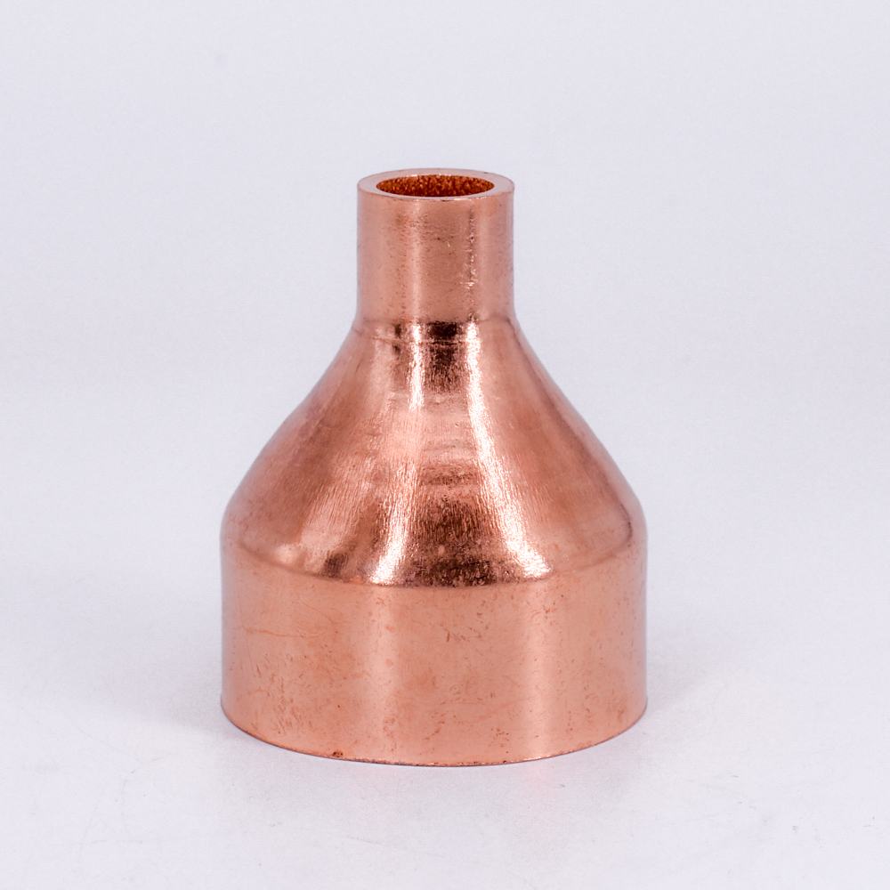 54mmX15mm Inner Diameter Copper End Feed Straight Reducing Coupling Plumbing Fitting Scoket Weld Water Gas Oil