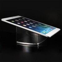 10 תצוגת אקריליק tablet PC Apple אבטחה xIpad samsumg exbit הרכבה במסגרת עבור חנות קמעונאית בעל תצוגה נגד גניבה