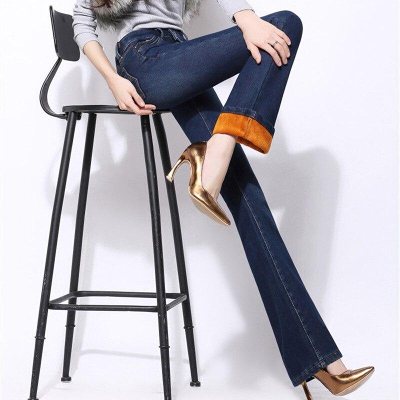 jeans Woman Plus Size 2018 Autumn Winters