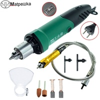 Dremel Style 220V 480W Mini Electric Drill Engraver Grinder Electric Variable Speed Drill Tool Dremel Style