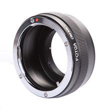 FOTGA Adapter Ring for Olympus OM Lens to Panasonic Micro Four Thirds M4/3 G5 GF6 GX7 E P1 E P2 GF1 G1 GH1 EM10 EM5