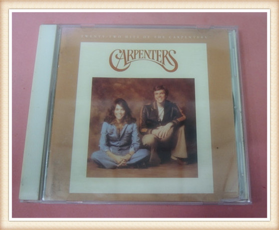 Carpenters album CD+ Lyric songs book including Yesterday