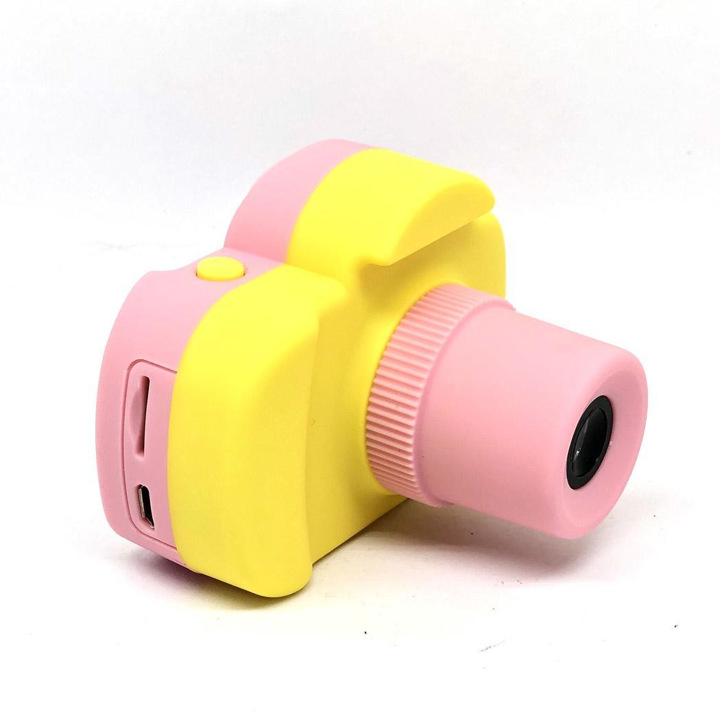 Cartoon Handheld 300 Million Digital Video Anywhere You Need Stylish design with distinctive look. Mono Camera(China)