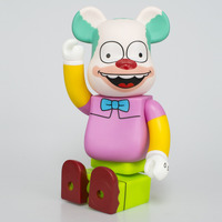 11inch Anime Bearbrick Action Figure Cos Batman The Simpsons Doll Be@rbrick PVC Collectible Model Toy Gifts For Children