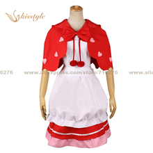 Kisstyle Fashion VOCALOID Bad End NighT Miku Uniform COS Clothing Cosplay Costume,Customized Accepted