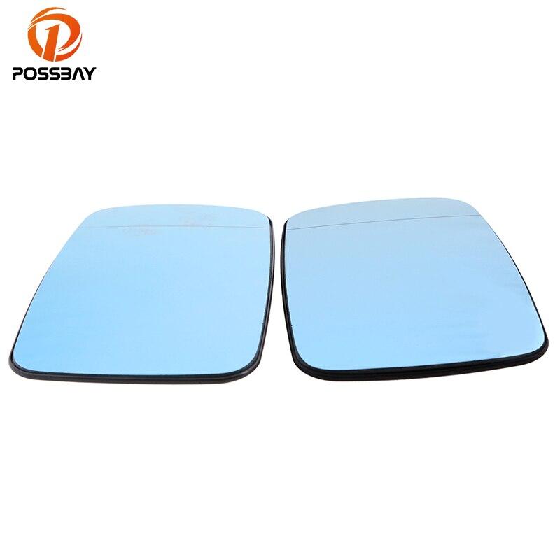 51168247133 Left Genuine BMW Heated Mirror Glass