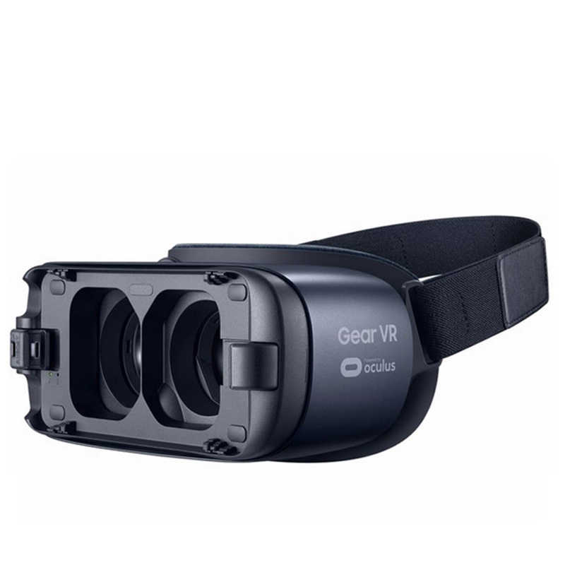 Gear VR 4 0 R323 Virtual Reality Glasses Support Samsung Galaxy S9 S9Plus  S8 S8+ S6 S6 Edge S7 S7 Edge Gear Remote Controller