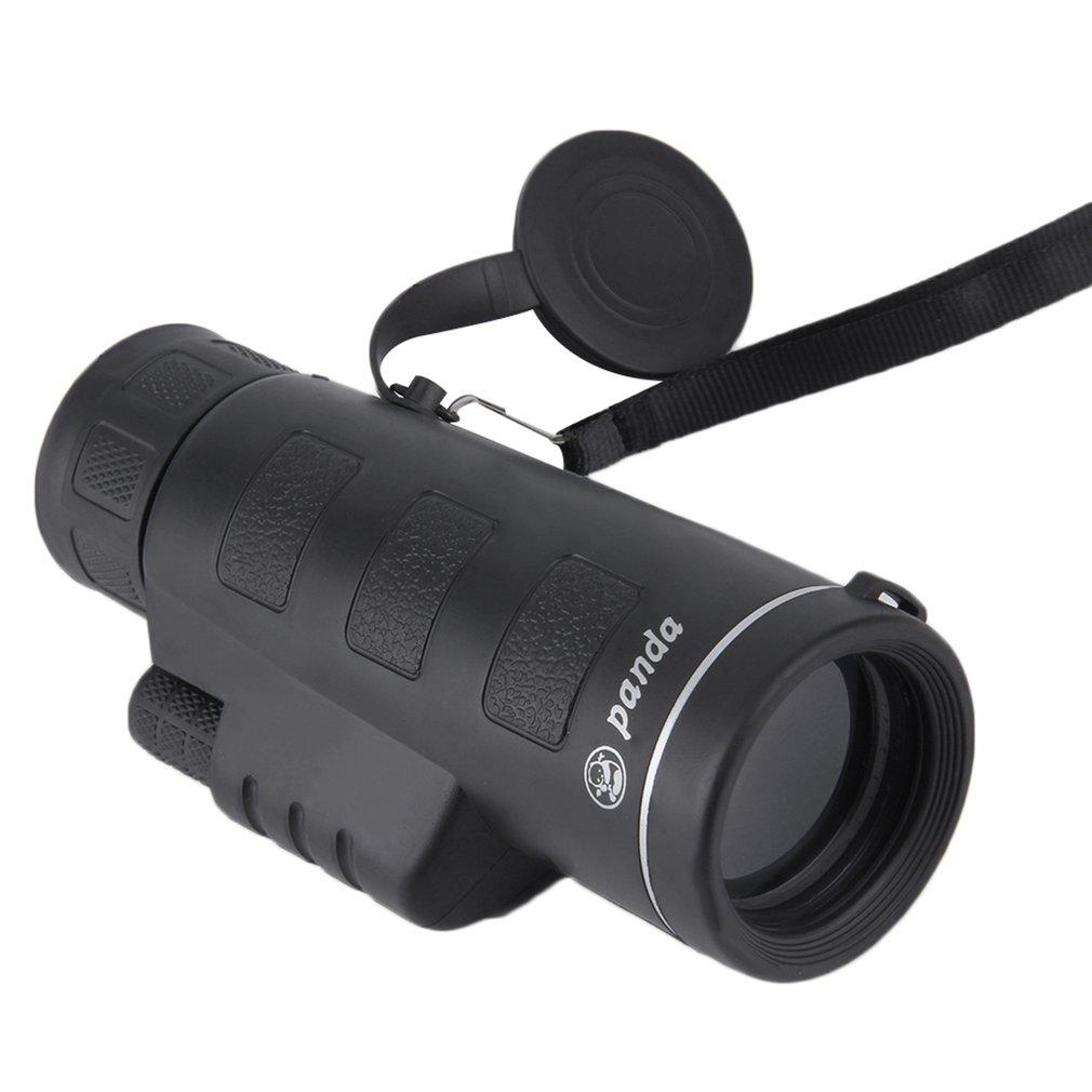 40x60 Day Night Vision HD Dual Focus Optic Lens Monocular font b Telescope b font Binoculars