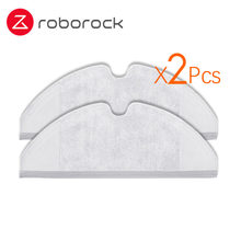 2Pcs Suitable for Xiaomi Roborock Robot S50 S51 Vacuum Cleaner Spare Parts Kits Mop Cloths Generation 2 Dry Wet Mopping Cleaning(China)