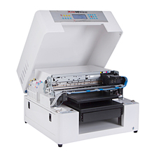A3 size Digital Garment Printer Flatbed Tshirt printer fabric printing