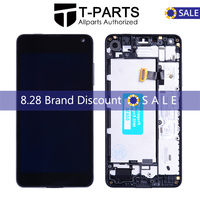 For Nokia Lumia 650 LCD Tested AAA 5 Inch Display For Nokia Lumia 650 Display Touch