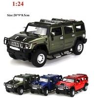 2018 new 1:24 kids static model car mini brand metal casting alloy model toy brinquedos juguetes oyuncak hot sale