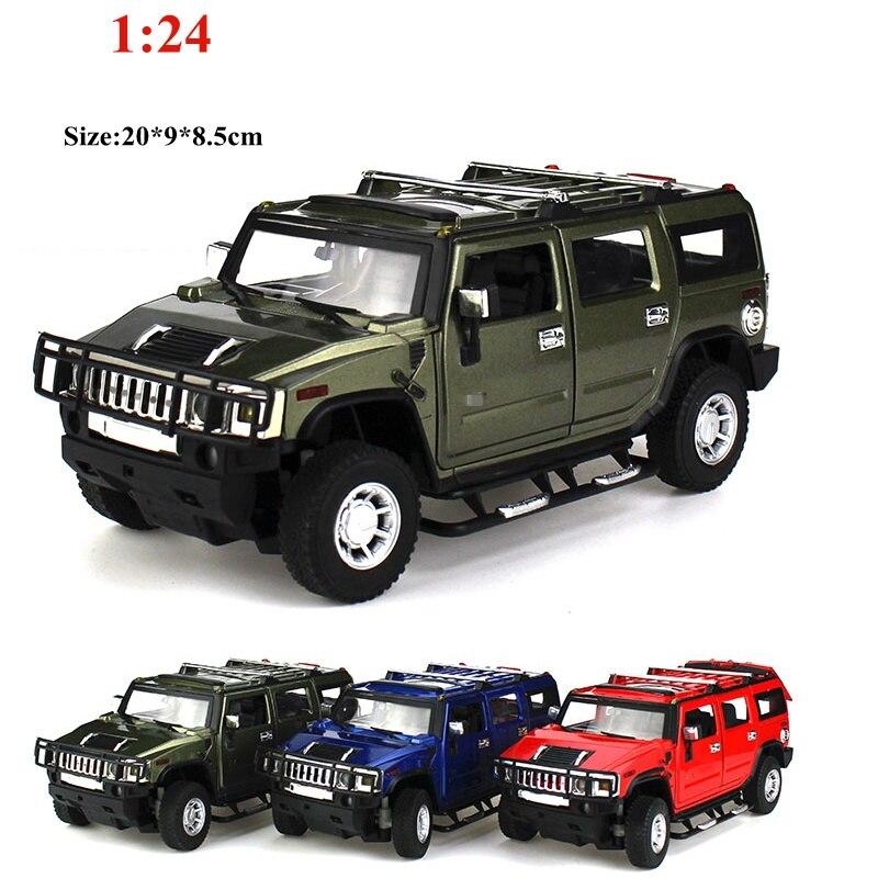 2018 nouveau 1:24 enfants statique modèle de voiture mini marque de coulée de métal alliage modèle jouet brinquedos juguetes oyuncak vente chaude