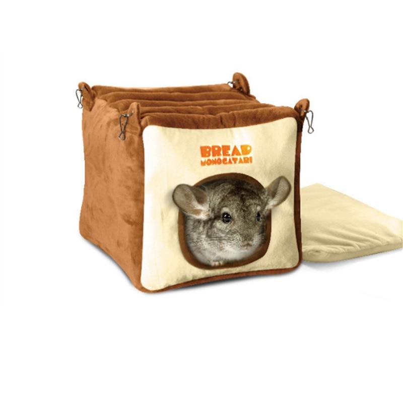 Naminių gyvūnėlių produktai Maži gyvūnai Narvai Duona Stilius Hamster Voverė Jūros kiaulytė Chinchilla Marten Žiemos dideli namai Maži naminiai gyvūnėliai
