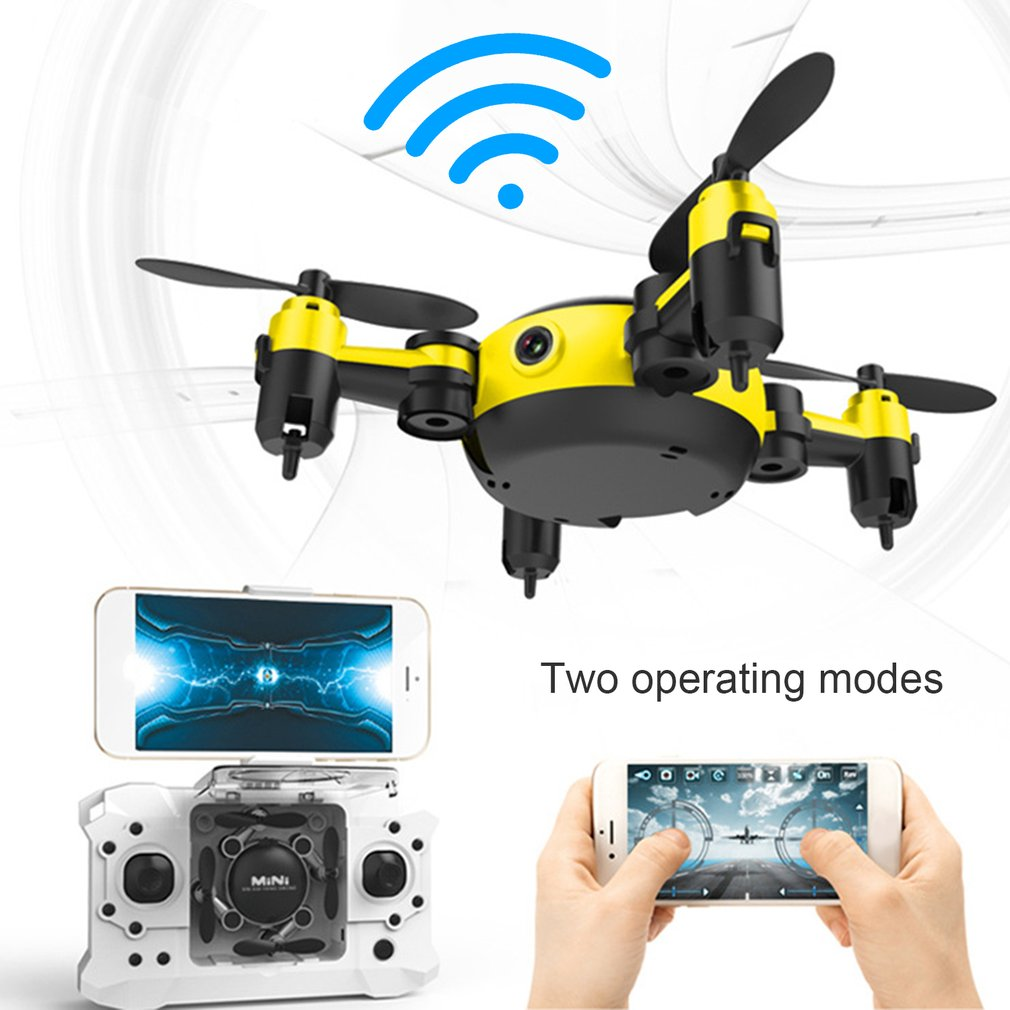 RC Helicopter Helicopter WiFi Pocket Drone 4Axis Gyro Quadcopter Foldable Selfie Drone RTF UAV Mini Headless Mode Drones New HotRC Helicopter Helicopter WiFi Pocket Drone 4Axis Gyro Quadcopter Foldable Selfie Drone RTF UAV Mini Headless Mode Drones New Hot