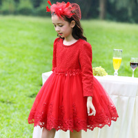 Little Flower Girls Dresses For Weddings First Communion Dresses For Girls Kids Evening Gowns Prom Dresses