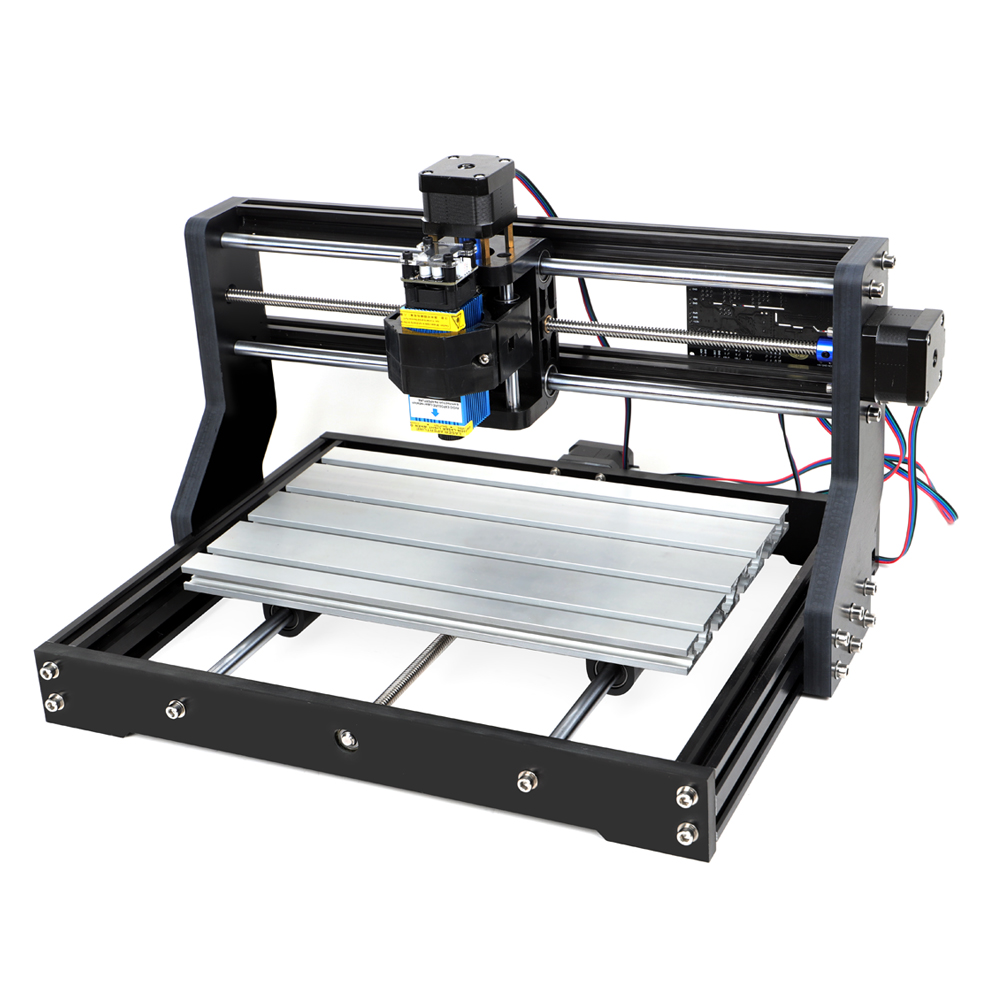 CNC 3018 Pro Offline Laser Engraver for Wood/PCB/Metal with 3D Printing 9