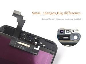 Image 4 - 10 adet Tianma kalite 5.5 inç LCD ekran iphone 6 artı LCD ekran dokunmatik ekran cam sayısallaştırıcı montaj