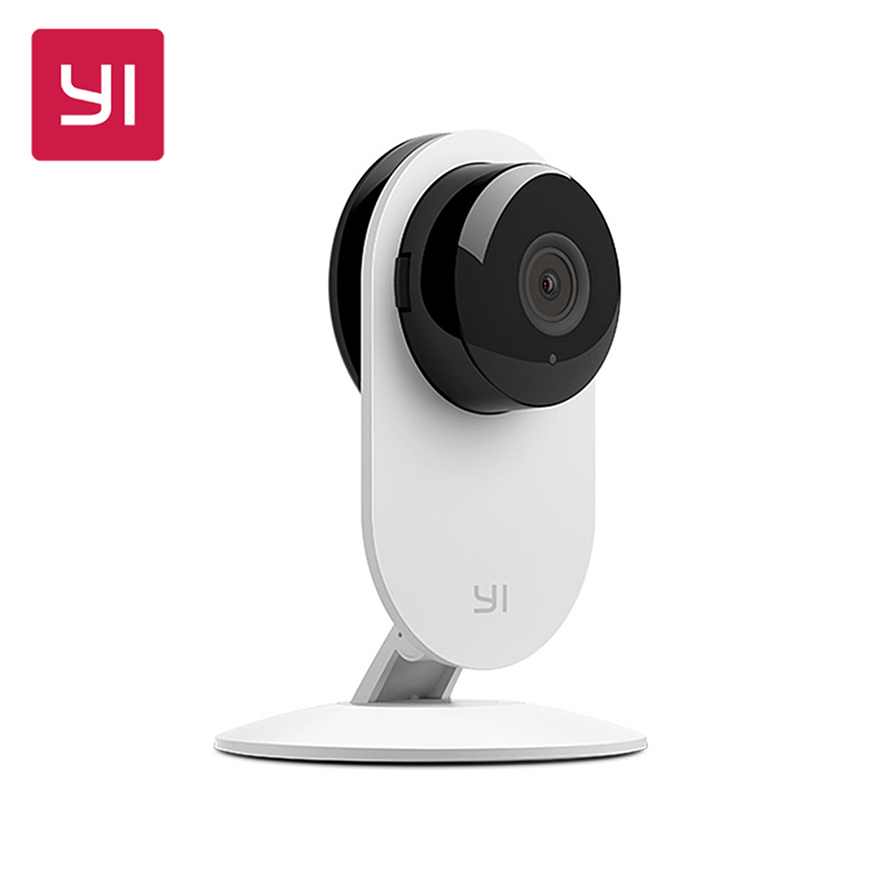 [Internation] Xiaomi YI Home IP Camera HD 720P Night Vision CCTV Camera Wifi Wireless Baby monitor Video Webcam Motion Detection howell wireless security hd 960p wifi ip camera p2p pan tilt motion detection video baby monitor 2 way audio and ir night vision