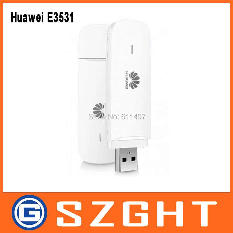 New 3g USB Modem Unlocked Huawei E3531 HSPA Data Card, PK E3131 E353 E1820  E1750