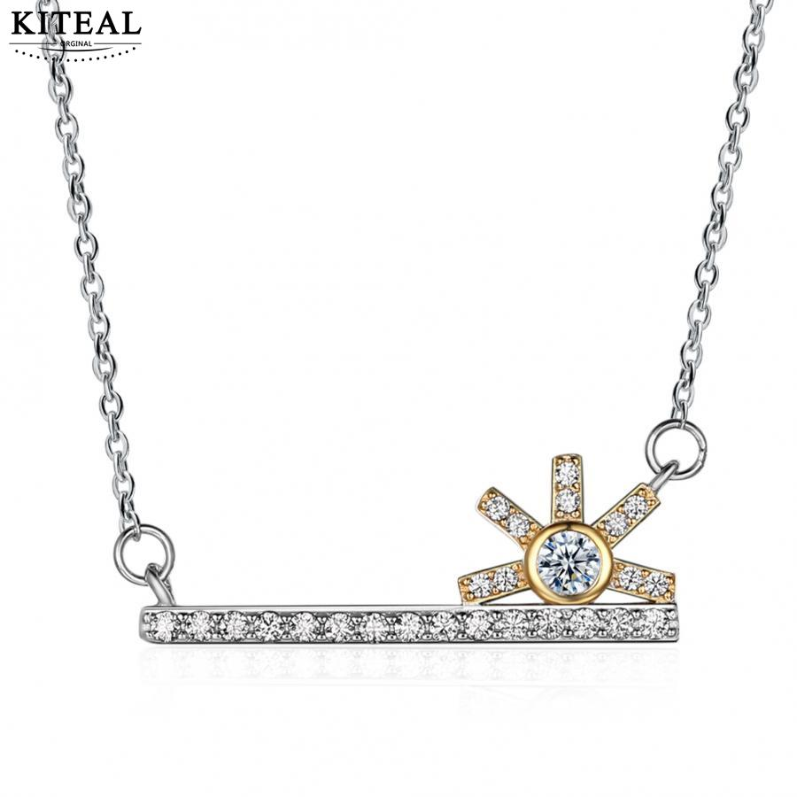 KITEAL New Sale 100% 925 sterling Maiden necklaces