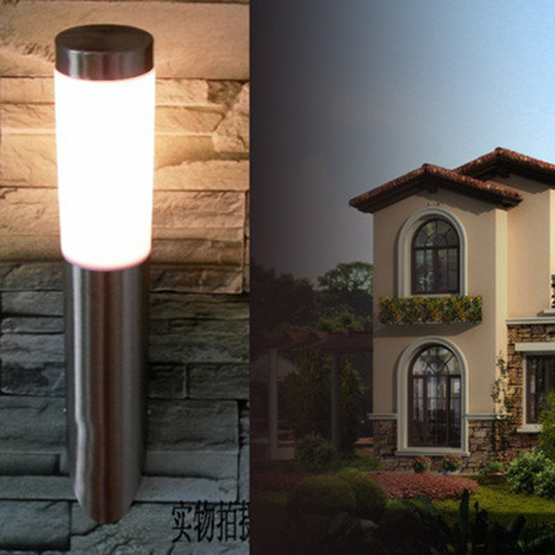 LED outdoor wall lamps contemporary villa countryard wall sconce corridor garden LED wall light rustic outdoor lighting fixture waterproof sensor outdoor led wall lamp countryard villa garden aisle corridor lighting pc wall light free shipping