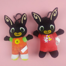 Genuine Bing Bunny Plush Toy Sula Flop Hoppity Voosh Pando Coco Doll Peluche Dolls Toys Children Birthday Christmas Gifts