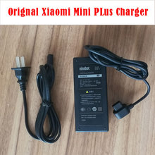 цена на Original 70W battery charger for Xiaomi Mini Plus and Ninebot Mini hoverboard Xiaomi accessaries Ninebot nine scooter charger
