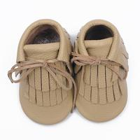 Baby Shoes 2017 Baby Toddler Winter Moccasins Tassel Shoes Firstwalker Boots Leather Shoesbaby Moccasins Bebek Ayakkabi