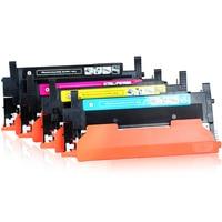 Color Toner Cartridge for Samsung SL C430 C430W C480 C480W C480FN C480FW laser printer CLT 404 404 CIS cartridge