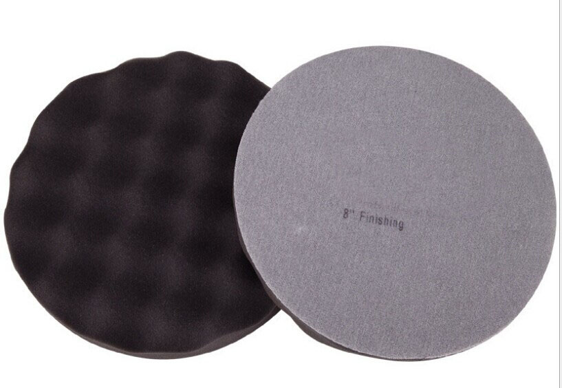 how to clean 3m foam buffing pads