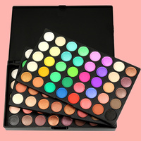 Eyeshdow Palette Mini 120 Color Pearl Eye Shadow Lady Women Cosmetic Tool