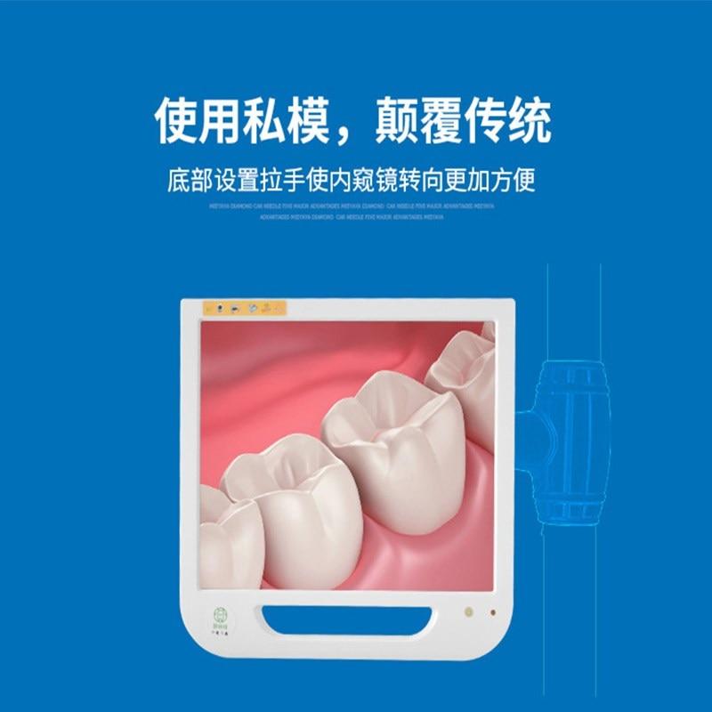 Uluslararası popüler diş 5 milyon piksel, WiFi dokunmatik kamera - Ağız Sağlıgı - Fotoğraf 3