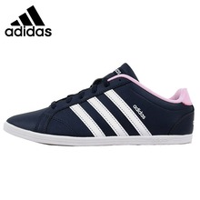 Original New Arrival Adidas NEO Label CONEO QT Women's Skateboarding Sh