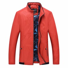 9XL 8XL 7XL Spring and Autumn Men's Jacket 2017 Business Slim Youth Casual Jacket Plus Size Free Shipping