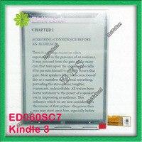 ED060SC7 For Amazon Kindle 3 KINDLE KEYBOARD KINDLE KEYBOARD 3G ED060SC7 LF Ebook Screen Ebook Display